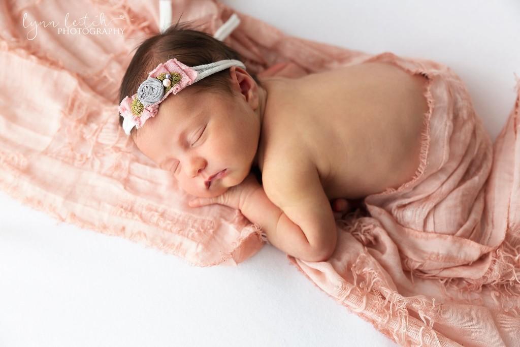 Hilliard Newborn Photographer