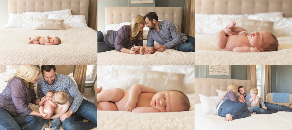 Columbus lifestyle newborn photographer